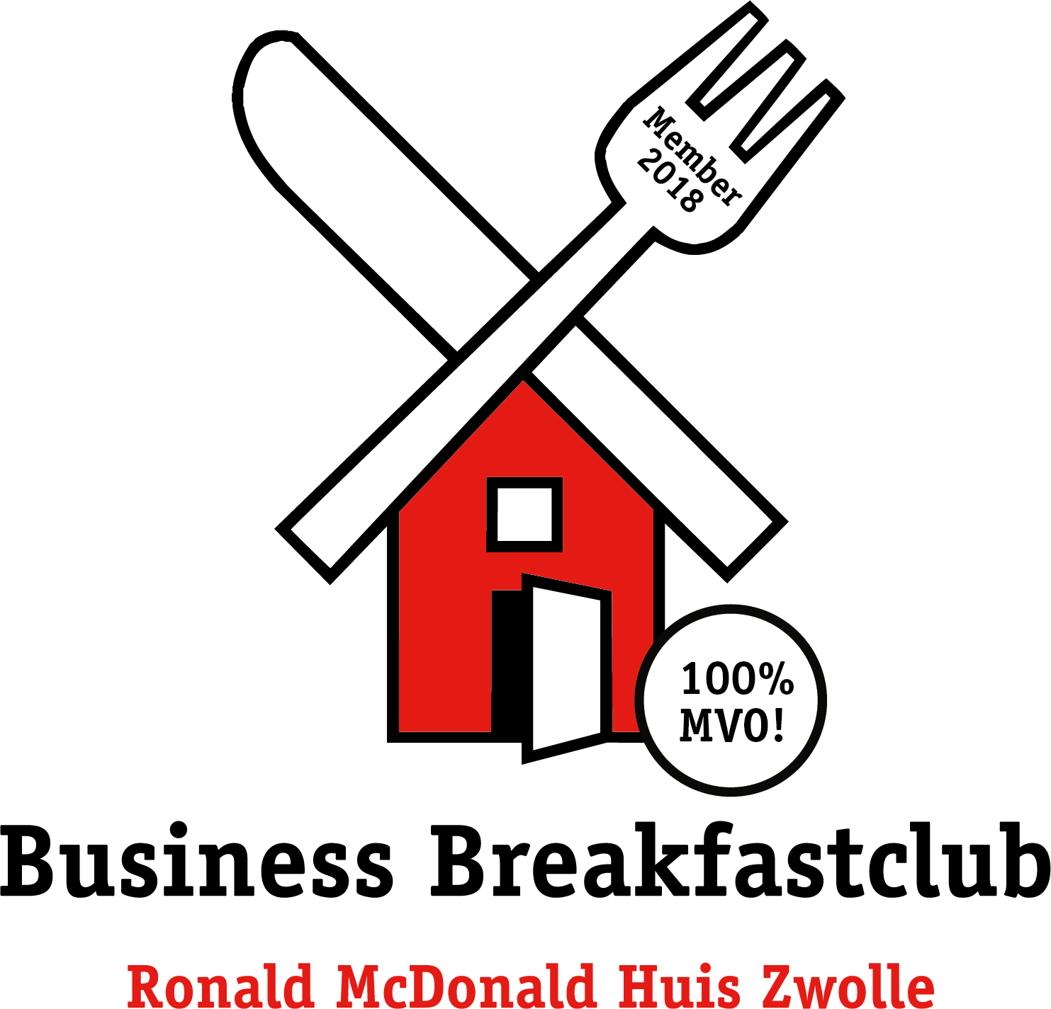 Loto Business Breakfastclub Ronald Mac Donald Huis